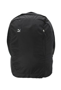 25913d972c0b Puma Evo Blaze Black Solid Polyester Laptop Backpack