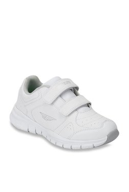 Red Tape Kids Boys & Girls White School Shoe