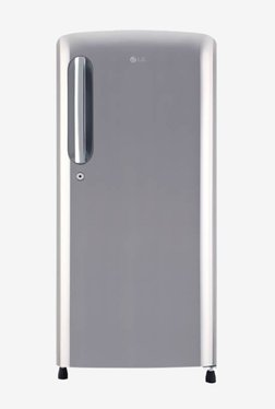 LG GL-B201APZX 190L Inverter 4 Star Direct Cool Single Door Refrigerator (Shiny Steel)