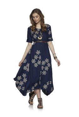 4bff358d39a Bombay Paisley By Westside | Buy Bombay Paisley Kurtis Online At ...