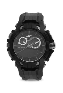 Sonata NK77045PP02 SF Analog-Digital Watch for Men cf862ae67537