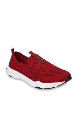 Furo By Red Chief Red Running Shoes