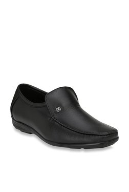 Alberto Torresi Black Formal Slip-Ons - Mp000000002636070