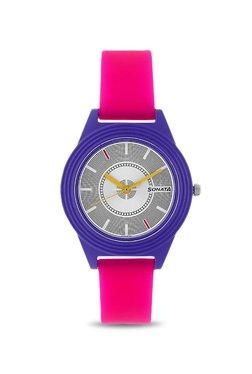 98dc1fd2c Sonata Kids 87024PP02 Color Pop Analog Watch for Girls