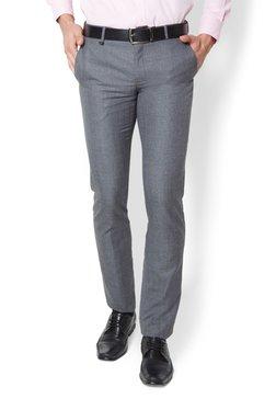 Van Heusen Grey Van Heusen Trousers