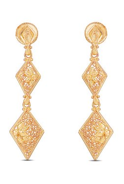 4896e6b46 Tanishq Earrings | Buy Tanishq Earrings Online at Tata CLiQ