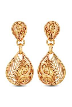 f07fdfe86 Tanishq Earrings | Buy Tanishq Earrings Online at Tata CLiQ