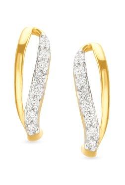 94ae179e0 Buy Tanishq Earrings - Upto 30% Off Online - TATA CLiQ