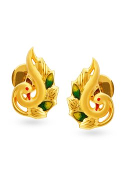 2c5910ad7 Buy Tanishq Earrings - Upto 30% Off Online - TATA CLiQ