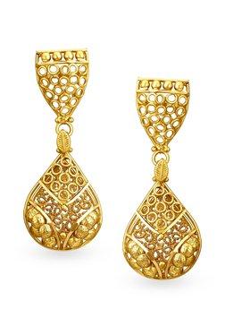 Tanishq 22k Gold Earrings