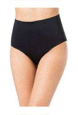 PrettySecrets Black Seamless Shape Up Bikini