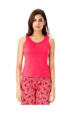 a5789beb PrettySecrets Red Nightdress. ₹1199. PrettySecrets Cherry Cotton Tank Top