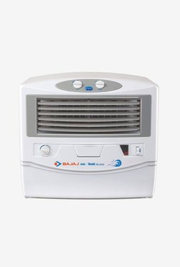Bajaj MD 2020 49L 230W Room Cooler (White)