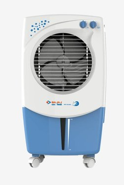 Bajaj Icon PCF 25 DLX 24L 80W Personal Air Cooler (White)