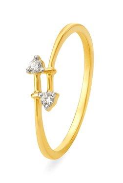 cc1fa3e6be1 Buy Tanishq Rings - Upto 30% Off Online - TATA CLiQ