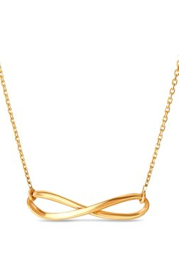 Mia by Tanishq 14 kt Gold Necklace