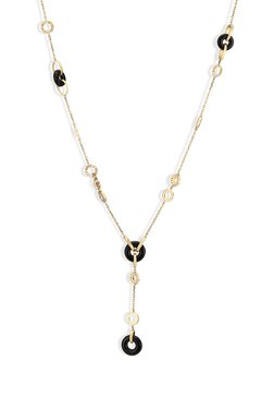 Mia by Tanishq 14 kt Gold & 0.128 ct Diamond Necklace