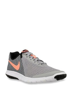 6068f2245b3f4 Nike Flex Experience RN 5 Light Grey Running Shoes