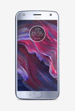 Motorola Moto X4 64 GB (Sterling Blue) 4 GB RAM, Dual SIM 4G