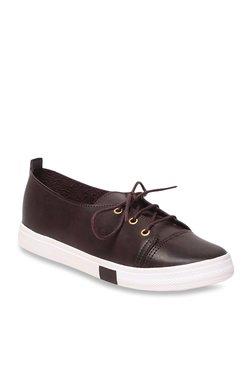 GNIST Dark Brown Casual Sneakers