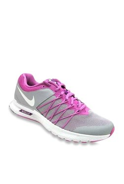 ae4c6106a9960 Nike Air Relentless 6 Msl Grey Running Shoes for women - Get stylish ...