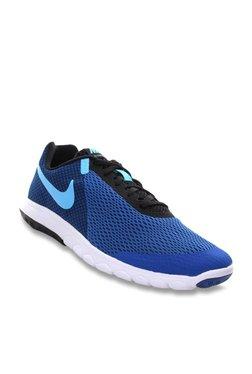 pretty nice 7aca3 a0c15 Nike Flex RN 6 Blue Running Shoes