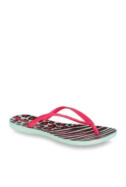 a9181d1ca Ipanema Pink   Mint Green Flip Flops