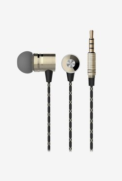 Vidvie HS606 In the Ear Headphones (Gold)
