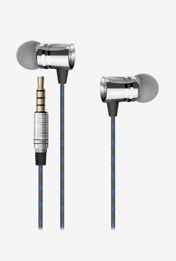 Vidvie HS606 In the Ear Headphones (Silver)