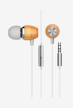 Vidvie HS609 In the Ear Headphones (Silver)