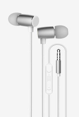 Vidvie HS622 In the Ear Headphones (Silver)