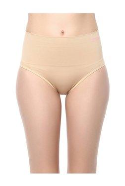Soie Beige High Waist Tummy Control Shapewear