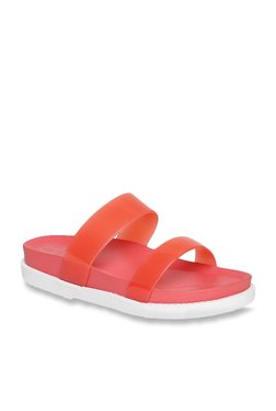ed4e3a0de75a25 Carlton London Coral Casual Sandals