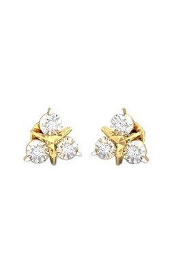 25e5c789f Diamond Earrings | Buy Diamond Earrings Online - Best Price - TATA CLiQ