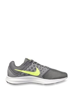 5ac3887ee5419 Nike Downshifter 7 Grey Running Shoes for Men online in India at ...