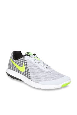 9d2db4eb1723 Nike Flex Experience RN 6 White Running Shoes