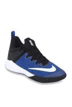 410d9450adcd ... BORN READY BLUE BASKETBALL SHOES MEN. TATACLIQ TATACLIQ. Nike Zoom  Shift Royal Blue   Black Basketball Shoes