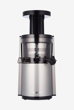 Hurom HL-NBC20 150-Watt Slow Juicer (Nobel Silver)