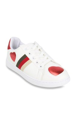 b749ea726892 Catwalk White   Red Sneakers