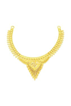 Buy Gold Necklaces Online At Best Price in India at Tata CliQ dc283e183