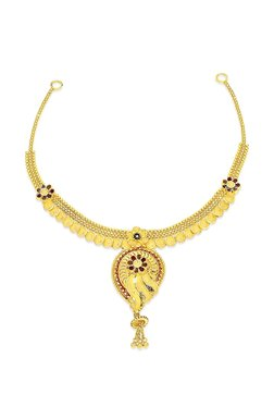 Buy Candere by Kalyan Jewellers Necklaces - Upto 50% Off