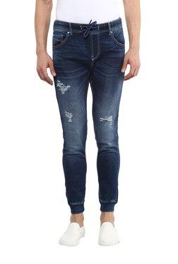 Celio* Blue Skinny Fit Jogger Jeans