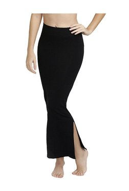 Zivame Black Polyamide Mermaid Saree Shapewear