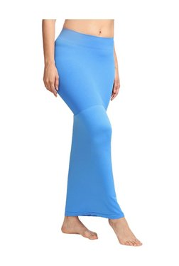 Zivame Blue Polyamide Mermaid Saree Shapewear