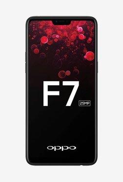 Oppo F7 64 GB (Black) 4 GB RAM, Dual SIM 4G