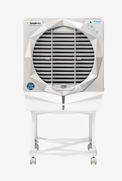 Symphony Diamond+Trolley 61 I 61 L Air Cooler (White)