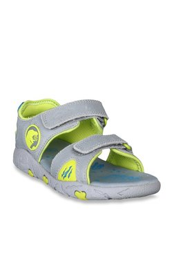 04d070b0c4e Clarks Kids Grey Floater Sandals