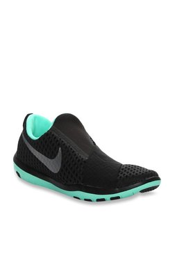 178ded0d6 Nike Free Connect Black Training Shoes
