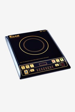 Rico IC 121 Premium 2000 W Induction Cooktop (Black)