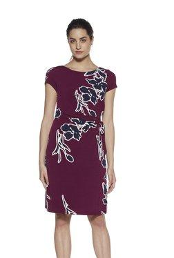 Wardrobe by Westside Aubergine Dress